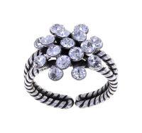Konplott Magic Fireball Ring Crystal Clear in mini 5450543937021
