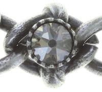 Vorschau: Konplott Spider Daisy Armband in weiß 5450543735863