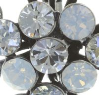 Vorschau: Konplott Magic Fireball Ohrhänger in Opal Weiß 5450543728100