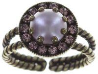 Vorschau: Konplott Simply Beautiful Ring in rosa/pink 5450543704197