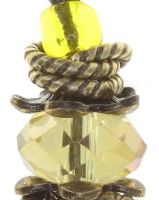 Vorschau: Konplott Tropical Candy Halskette mit Anhänger - Gelb 5450543810249