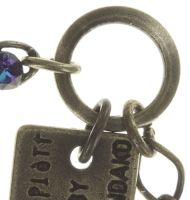 Vorschau: Konplott Magic Fireball Armband Mini in blau/lila 5450543683355