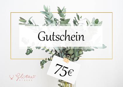 Glitzerstücke 75€ Gutschein - Konplott bei Glitzerstücke GSGS75