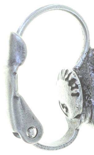 Konplott Tears of Joy Ohrhänger in schwarz jet hematite Größe M 5450543763200