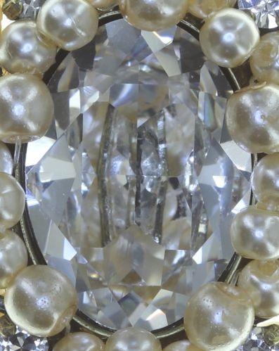 Konplott Kaleidoscope Illusion Ring in weiß Größe S 5450543762074