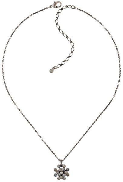 Konplott Magic Fireball Halskette mit Anhänger mini in weiß 5450543754987