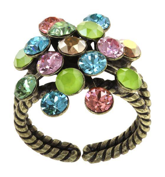 Konplott Magic Fireball Ring in multi Classic Size 5450543903859