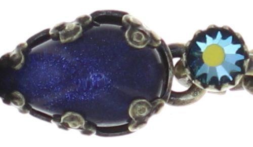 Konplott Snow White Armband in blau/grün Größe S 5450543758022