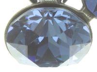 Vorschau: Konplott Disco Star Ohrstecker in dunkelblau 5450543760117