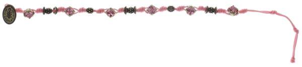 Konplott Festival Armband in rosa Messing 5450543746760