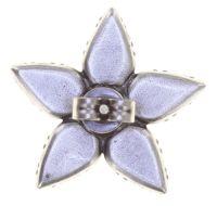 Vorschau: Konplott Twisted Flower Ohrstecker in braun 5450543775432