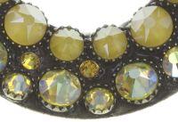 Vorschau: Konplott Inside Out Halskette mit Anhänger M in gelb 5450543727196