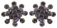 Vorschau: Konplott Magic Fireball Ohrclip Mini in graphite schwarz 5450543854687