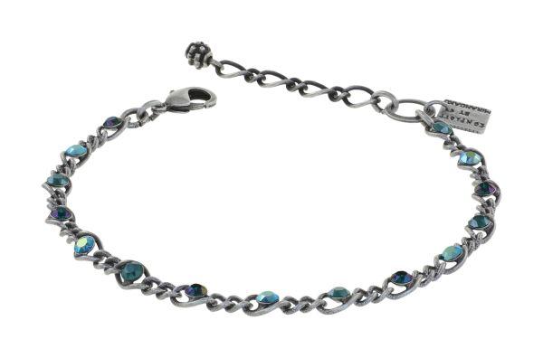 Konplott Magic Fireball Armband Emerald On Fire in mini 5450543936741