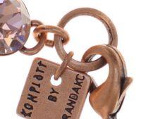 Vorschau: Konplott Petit Glamour Armband in pink 5450543766478