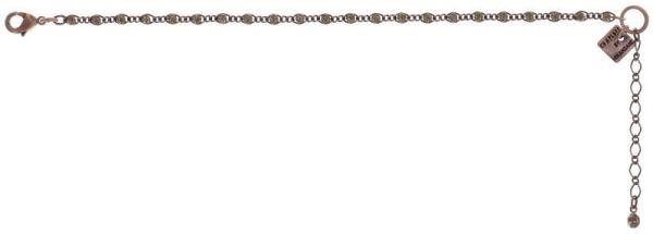 Konplott Magic Fireball Armband Mini Powder Room Brown 5450543892641
