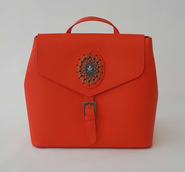 Konplott Plain is Beautiful Rucksack Orange - Neu 5450543544380