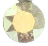 Vorschau: Konplott Magic Fireball Halskette mini in gelb 5450543755038