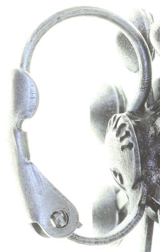 Konplott Magic Fireball Ohrhänger in blau 5450543765747