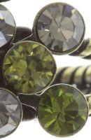 Vorschau: Konplott Magic Fireball Ring grün/ kristall 5450543683096