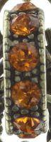 Vorschau: Konplott Colour Ring Ohrstecker hängend in multi tangerine 5450543749242