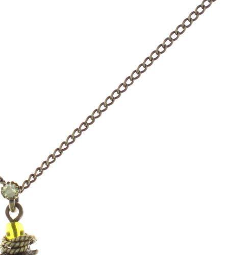 Konplott Tropical Candy Halskette mit Anhänger - Gelb 5450543810249