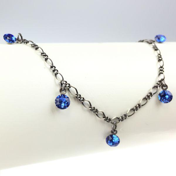 Konplott Tutui sapphire Armband verschließbar 5450527591515
