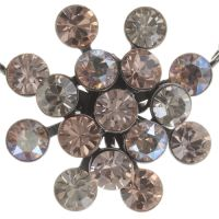 Vorschau: Konplott Magic Fireball Halskette mit Anhänger orange/ kristall 5450543682808