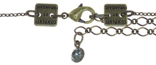 Konplott Magic Fireball Halskette in grau 5450543754635