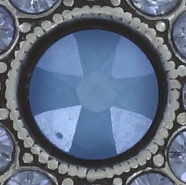 Konplott Spell on You Ohrstecker in hellblau Silberfarben 5450543735214