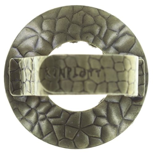 Konplott Inside Out Ring in gelb 5450543728025