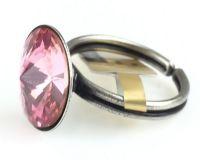 Vorschau: Konplott Rivoli light rose Ring 5450527640886