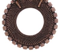 Vorschau: Konplott Rock 'n' Glam Halskette in lila light amethyst 5450543776828