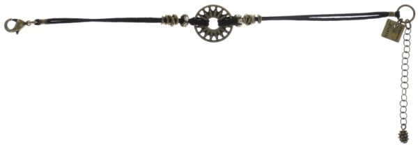 Konplott Festival Armband in beige Messing 5450543746555