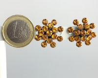 Vorschau: Konplott Magic Fireball Ohrstecker klassisch in topaz, gelb/braun 5450527640572
