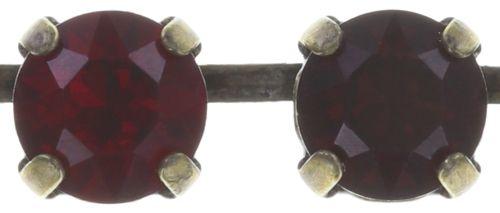 Konplott Colour Snake Halskette in dunkelrot 5450543666051
