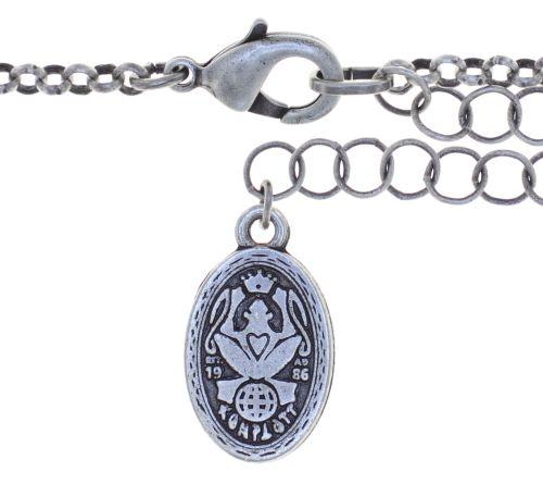 Konplott Shades of Light Halskette mit Anhänger Größe XL 5450543751177