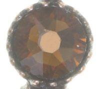 Vorschau: Konplott Amazonia Halskette mit Anhänger in braun, Größe S 5450543760735