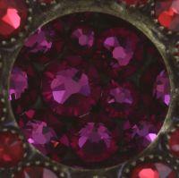 Vorschau: Konplott Inside Out Ring Größe M in scarlet rot 5450543676005