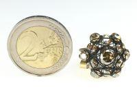 Vorschau: Konplott Bended Lights Ring in hellbraun/beige 5450527729772