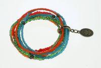 Vorschau: Konplott Petit Glamour d'Afrique Armband in multi 5450543913827