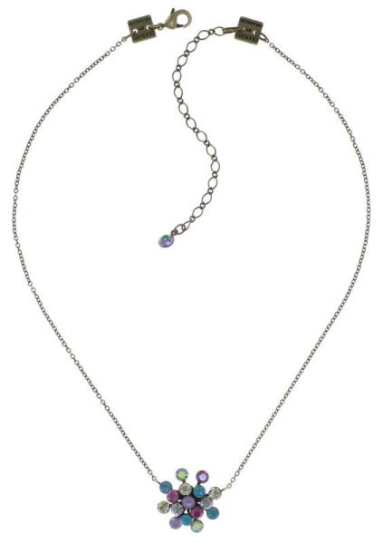 Konplott Magic Fireball Halskette mit Anhänger Unicorn Multi klassisch 5450543893525
