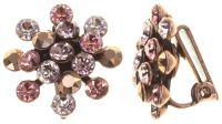 Vorschau: Konplott Magic Fireball Ohrclip Mini in blushed rose 5450543854670
