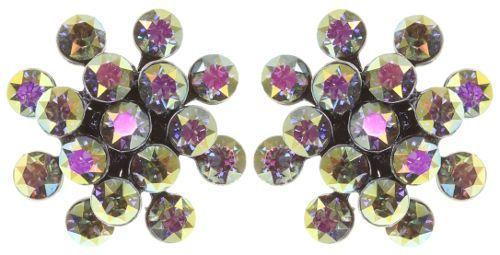 Konplott Magic Fireball Mini Ohrring Ohrstecker Starlet Yellow 5450543892962