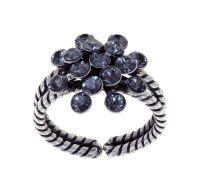 Konplott Magic Fireball Ring Graphite Grey in mini 5450543936727