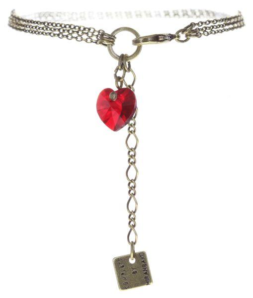 Konplott HEARTS FOR US - Herzchen - Armband 5450543697307