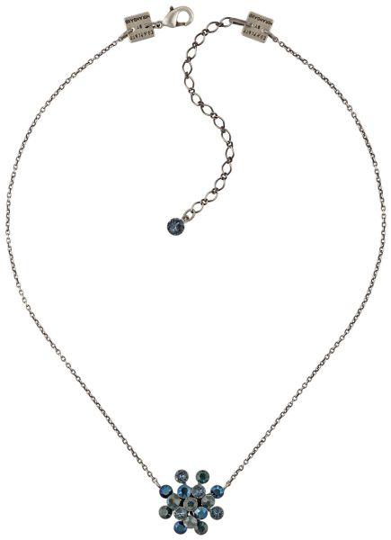 Konplott Magic Fireball Halskette in blau 5450543765723