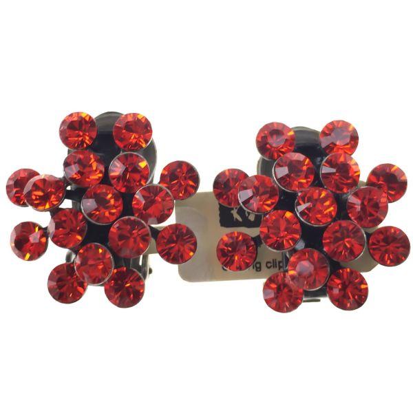 Konplott Magic Fireball Ohrclip in hyacinth 5450527640374