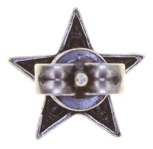 Konplott Dancing Star Ohrstecker in weiß Größe XS 5450543774831