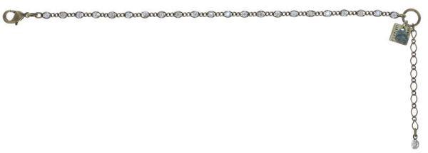Konplott Magic Fireball Armband Mini Crystalline White 5450543895321